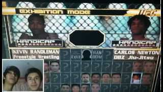 Brahir brothers games: UFC TAPOUT 2