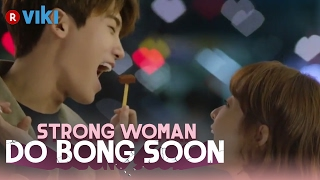 Video Strong Woman Do Bong Soon - EP 14 | Sweet Romantic Date! Park Hyung Sik & Park Bo Young [Eng Sub] download MP3, 3GP, MP4, WEBM, AVI, FLV Oktober 2018