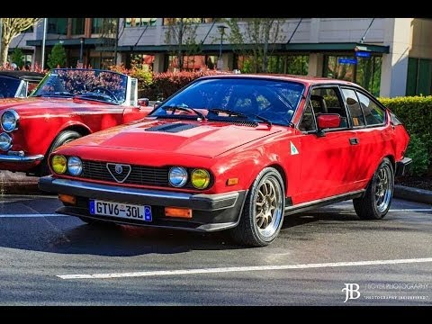alfa romeo gtv6 3 0 ansa youtube. Black Bedroom Furniture Sets. Home Design Ideas