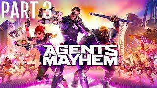 Agents Of Mayhem Gameplay Walkthrough Part 3 Skyfall All You Can Eat