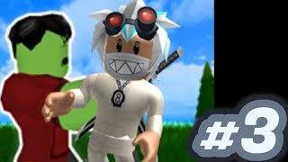 Playing games like Zombie! #3 Zombie Series ? DREAD Roblox