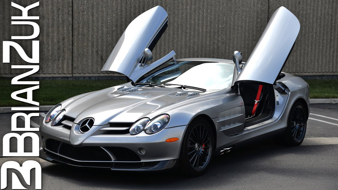 Mercedes Slr Mclaren 722 S Youtube