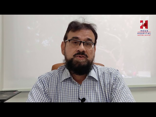 Dr Bari | Indus Hospital | Dawlance For Humanity
