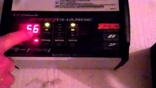 how to charge a car battery using a battery charger
