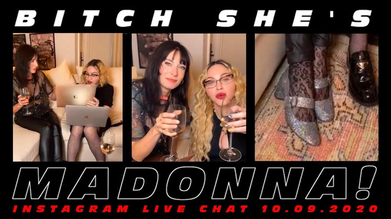 Madonna: qualche dettaglio un più sul suo biopic
