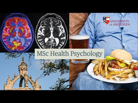 MSc Health Psychology
