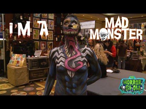 I'm a MAD MONSTER! - Mad Monster AZ 2016 - The Horror Show