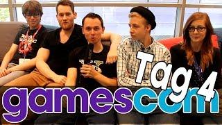 GAMESCOM 2014 [Tag 4] - Der Messe-Samstag im Rückblick [GER/HD]