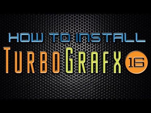 HYPERSPIN - TURBOGRAFX-16 setup guide!