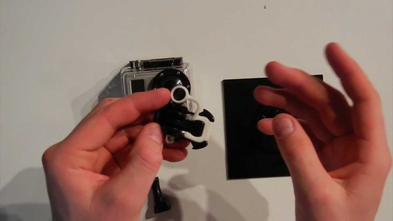 Vibration Reducer Nose Plug Doohickey Gopro Mounting Tips