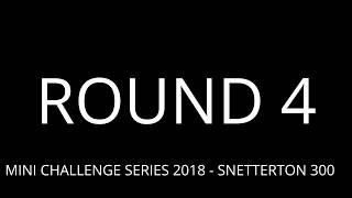 MINI CHALLENGE Cooper S 2018 - ROUND 4 SNETTERTON 300 - P10 TO P2!!!