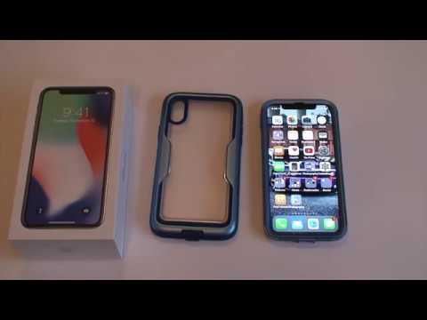 iPhone X iBlason Case Review/ Front and Rear protection