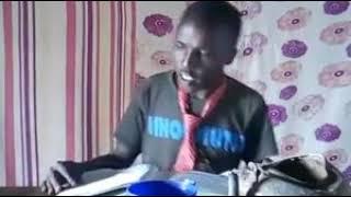 Uhuru Kenyatta-On Wazenzi Things