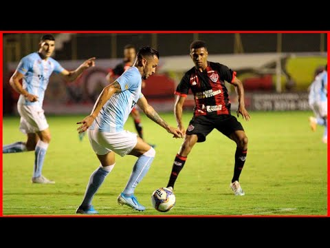 Vitória 0 X 1 Londrina. Gol de Raí Ramos (18/10/2019)