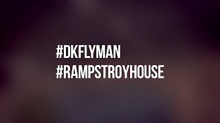 DK at Rampstroy House (Foam Pit)