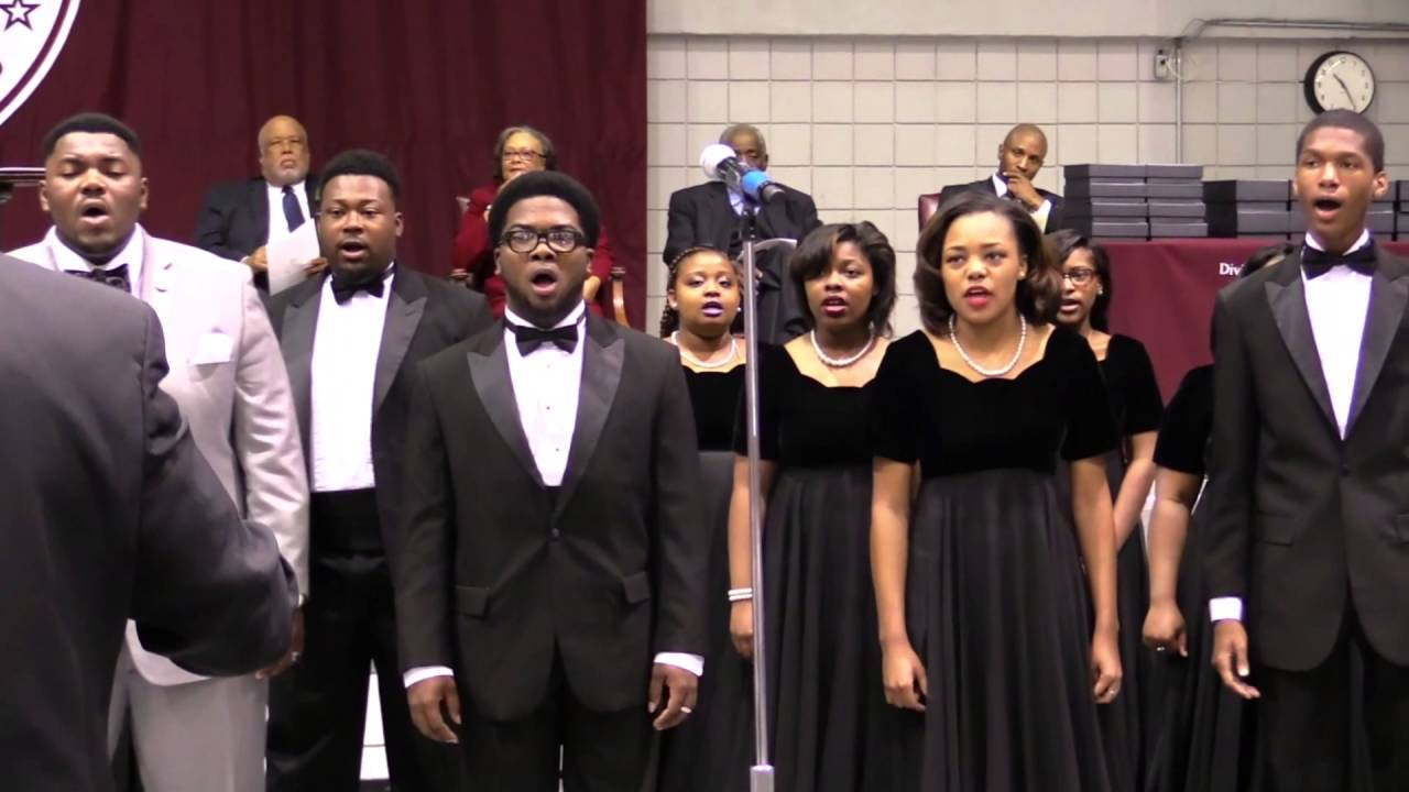 Coahoma Community College 2016 Founders Day Program Youtube