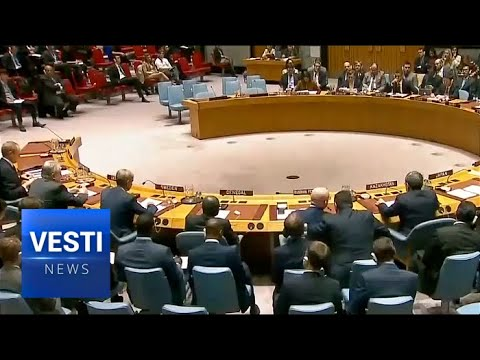 Russia Refuses to Vote For Anti-Syrian Chemical Weapons Investigation in UNSC