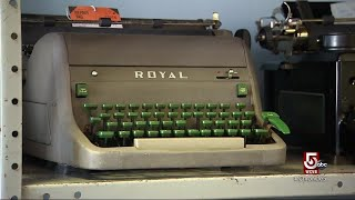 The rise in popularity of typewriters