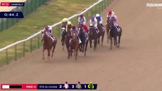 Vidéo de la course PMU PRIX DE LA TRAVERSIERE