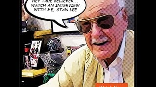 Stan Lee: Advice for Comic Book Writers and Other Artists
