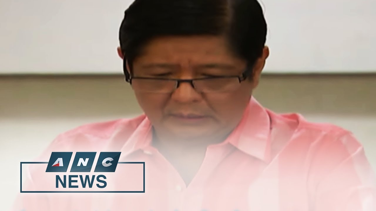 PET to continue deliberation on Marcos electoral protest   The World Tonight