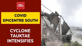 Cyclone Tauktae | Mumbai Airport To Stay Shut Till 4 Pm , Cyclone Heads West Coast