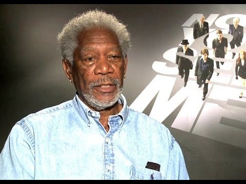 Morgan Freeman Interview - Now You See Me (HD) JoBlo.com