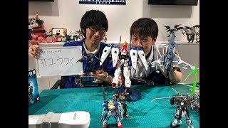ガンダムベース東京よりテスト配信! You!気になったなら作っちゃおTV‼ 今回はTOKYO MXで再放送が発表された「ガンダムW」を、ガンプラを使って軽くおさらい。