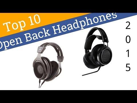 10 Best Open Back Headphones 2015