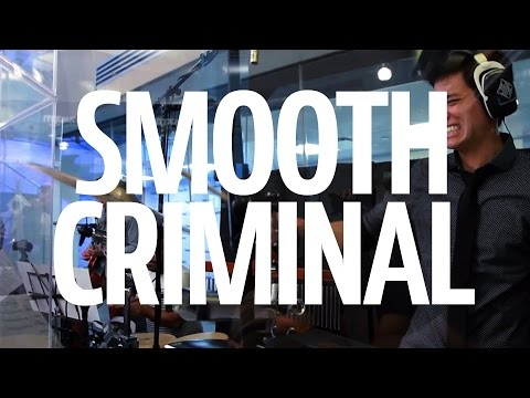 """Smooth Criminal"" Live @ Sirius XM - Tony Succar & Jean Rodriguez"