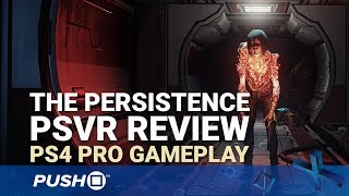 The Persistence PSVR Review: Dead Space X Rogue Legacy | PlayStation 4 | PS4 Pro Gameplay Footage