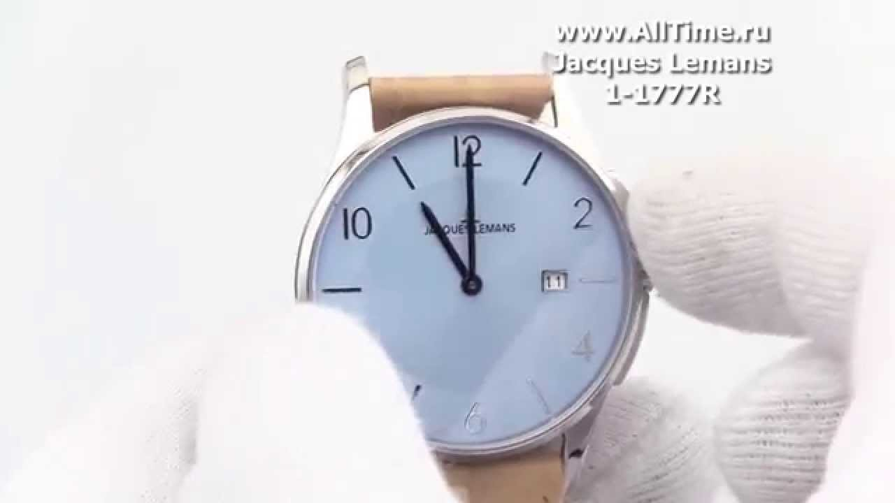 Мужские часы Jacques Lemans 1-1777R Женские часы Skagen SKW2481