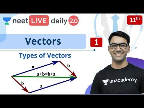 neet-physics:-vectors---l1-|-class-11-|-live-daily-2.0-|-unacademy-neet-|-mahendra-sir