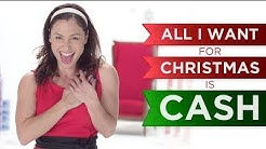 All I Want For Christmas Is Cash (Mariah Carey Parody)