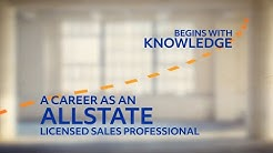 Individual and career development as an Allstate Licensed Sales Professional | Allstate Insurance
