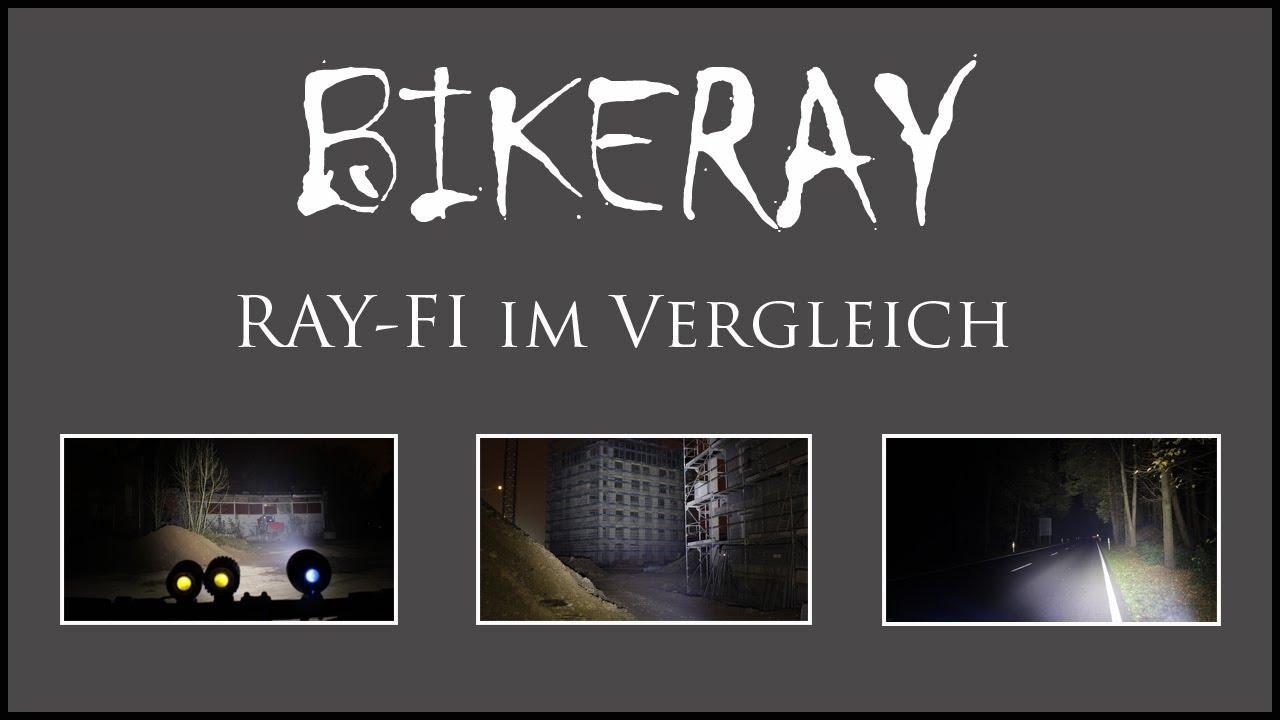 Bikeray led lampen test und vergleich ray iiiray iv und ray fi bikeray led lampen test und vergleich ray iiiray iv und ray fi parisarafo Images