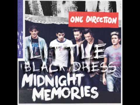 One Direction Little Black Dress Audio Youtube