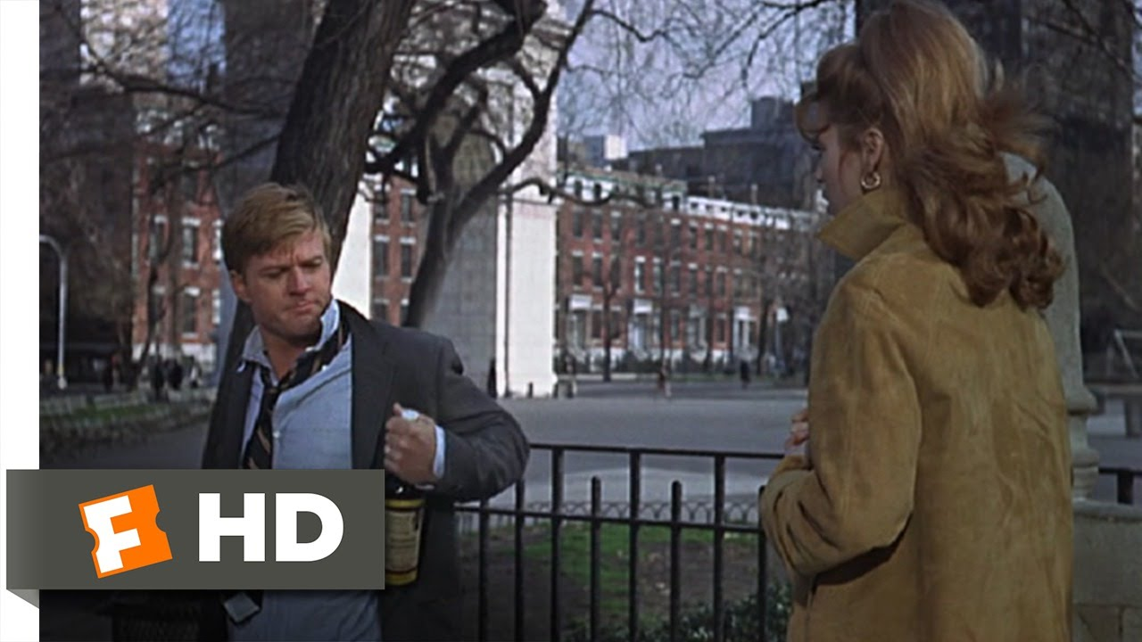 Barefoot In The Park 8 9 Movie Clip You Get Out 1967