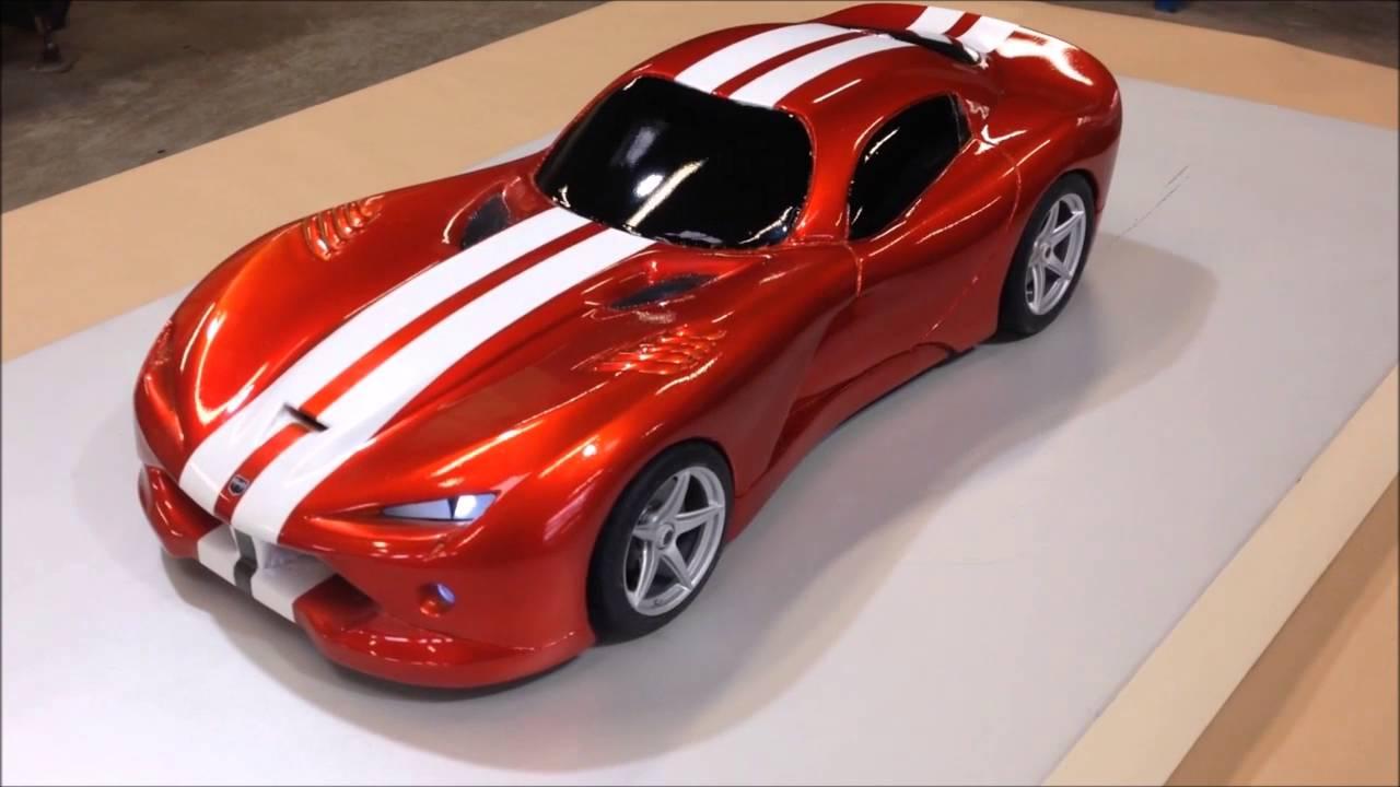 Dodge viper 2020