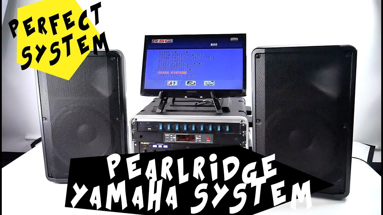 Best Karaoke System | Yamaha Speakers | Karaoke Amplifier | Karaoke  Microphones | Lightyearmusic ✅