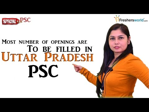 Uttar Pradesh Public Service Commission - UPPSC Recruitment & Results