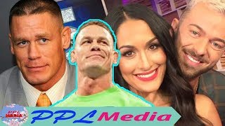 John Cena smirked when he saw Nikki Bella publicizing her new boyfriend, he was ugly