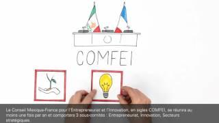 COMFEI (Consejo México-Francia sobre Emprendimiento e Innovación)