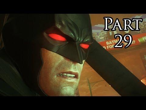 Let's Play Batman Arkham Knight Deutsch #29 - Im Kampf gegen die Angst