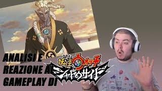 ANALISI E REAZIONE GAMEPLAY YO-KAI WATCH SHADOWSIDE - TOKYO GAME SHOW