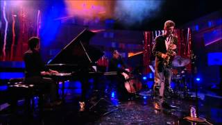 Alexander Bone performs The Glide - BBC Young Jazz Musician of the Year Final 2014
