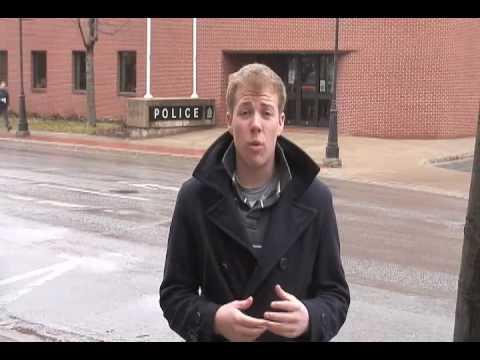 Fredericton Police - Crime Statistic Report 2009 Rant