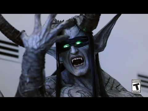 World of Warcraft Student Art Contest
