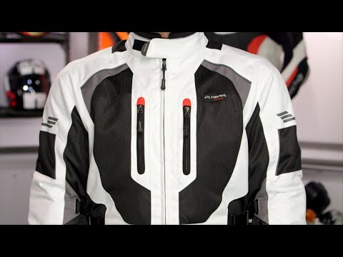 Olympia Dakar 2 Jacket Fatigue Grey M