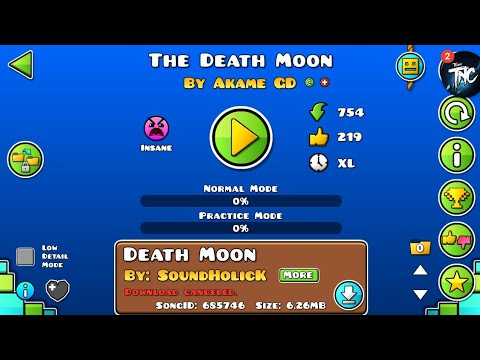 The Dead Moon - Akame GD And NRG (Gameplay By DavJT)